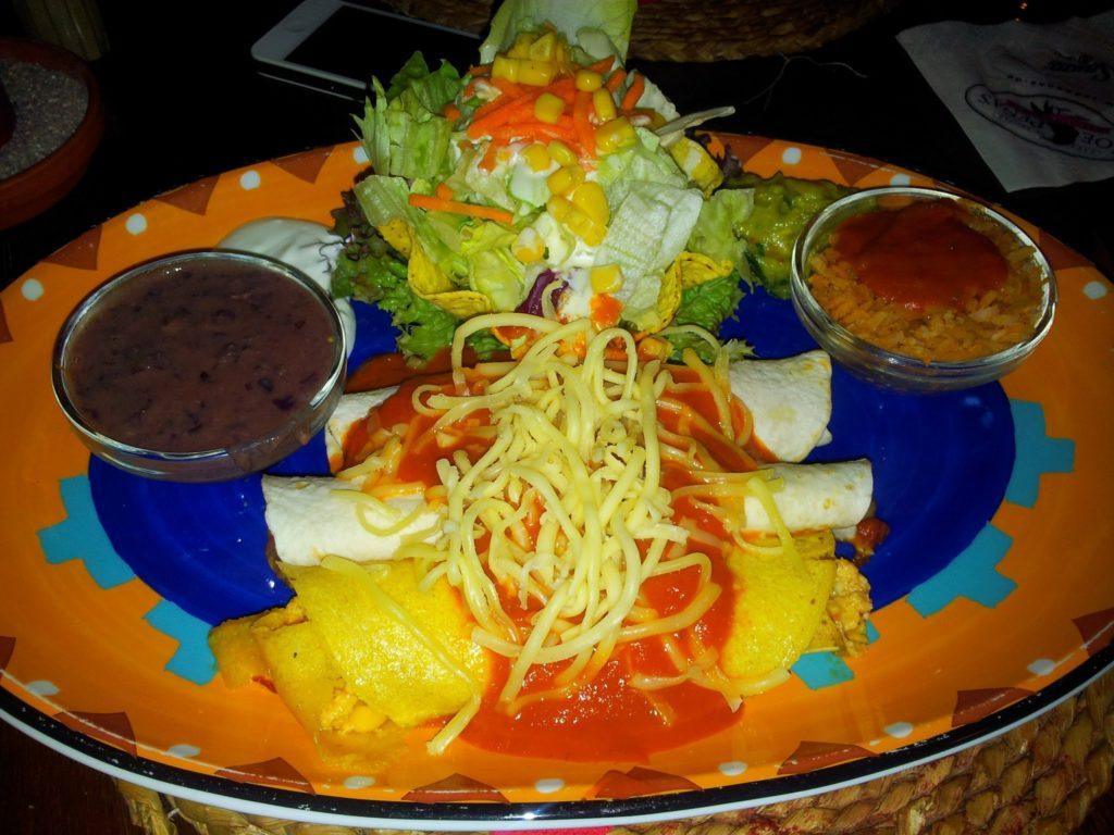 Mein Essen: Fuente de los Bandidos