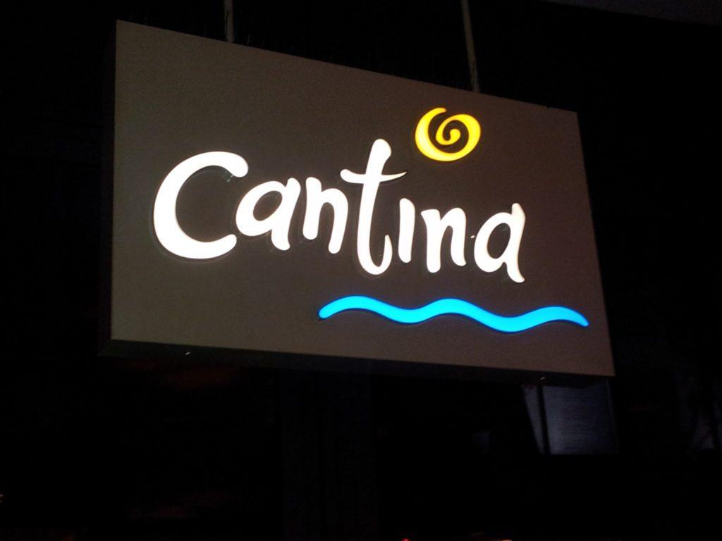 Logo vom Cantina