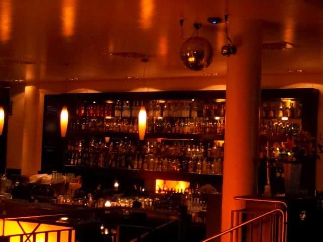 Bar im Felix im Boschareal Stuttgart