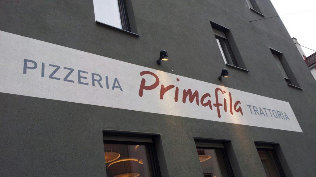 Bild vom Primafila von der Strasse her