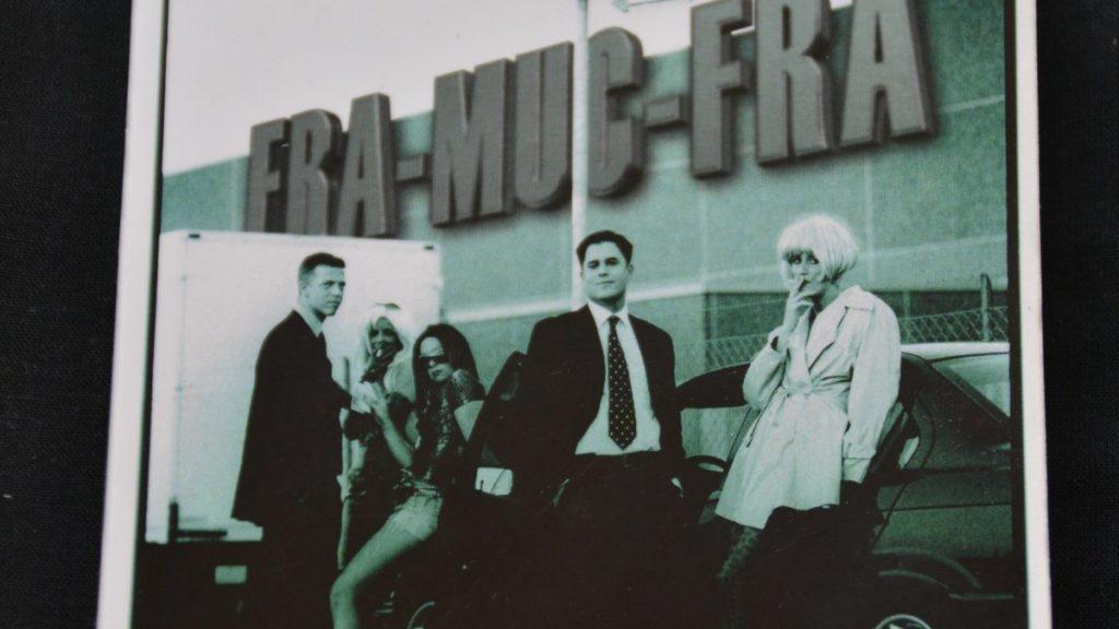 Cover von FRA-MUC-FRA