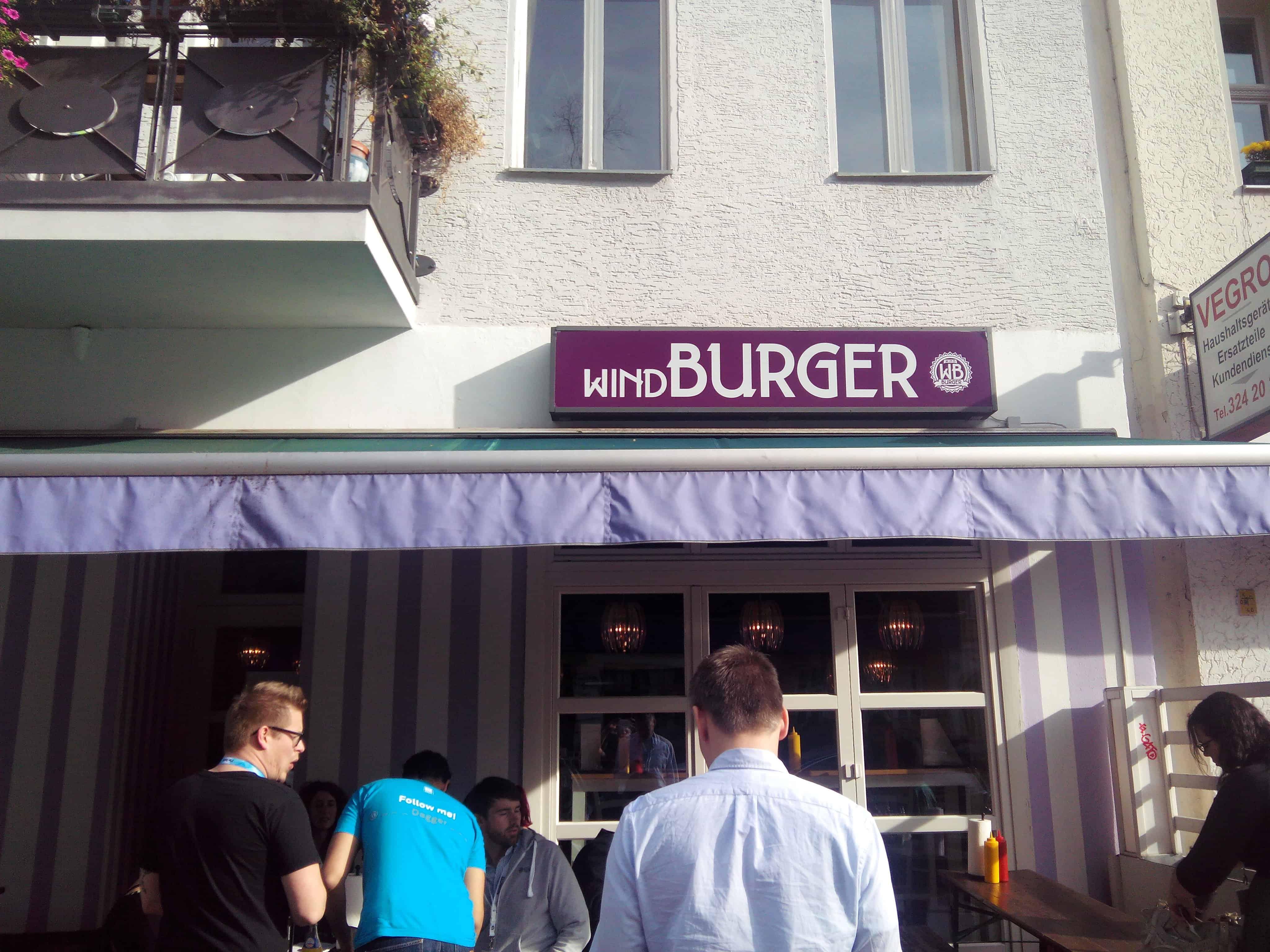 getestet burger in berlin das windburger hubert testethubert testet. Black Bedroom Furniture Sets. Home Design Ideas