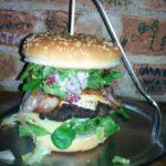 ild vom Chili-Cheese Burger im Burger Berlin International