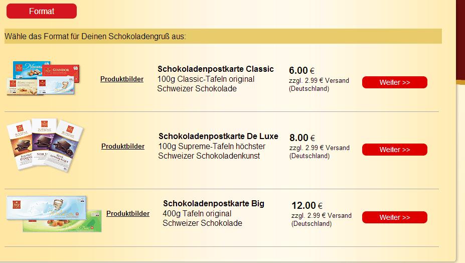 Screenshot_Schokogramm_1-Auswahl