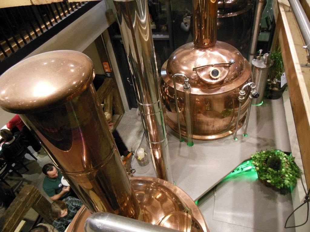 Bierkessel im neuen Wichtel Ditzingen