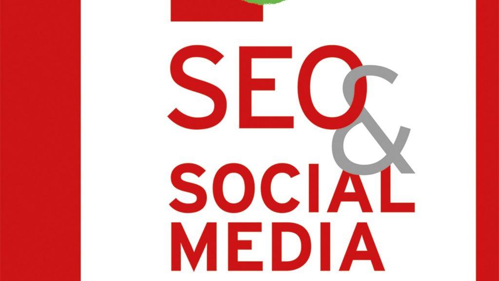 Buchtitelbild von SEO & SOCIAL MEDIA
