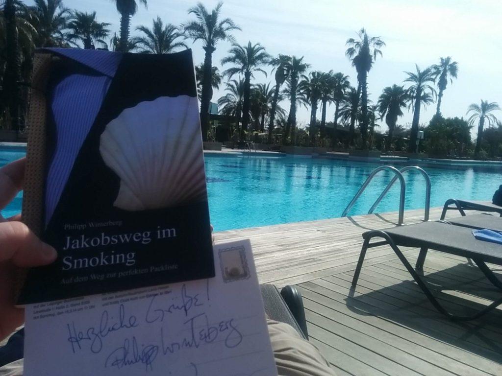 Am Pool liest sich sowas besonders angenehm :)