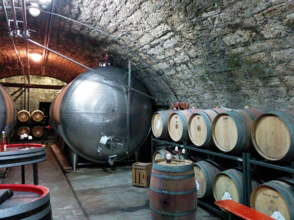 Weinkeller der Weingärtner Markelsheim
