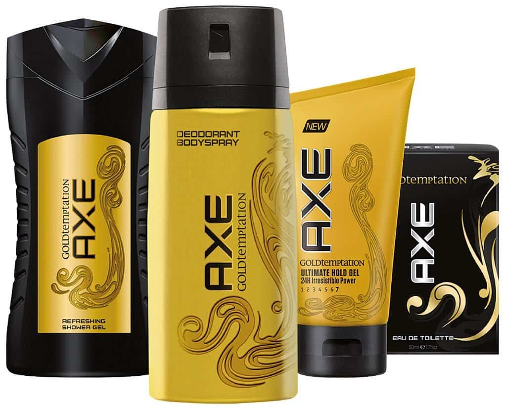 AXE Gold Temptation
