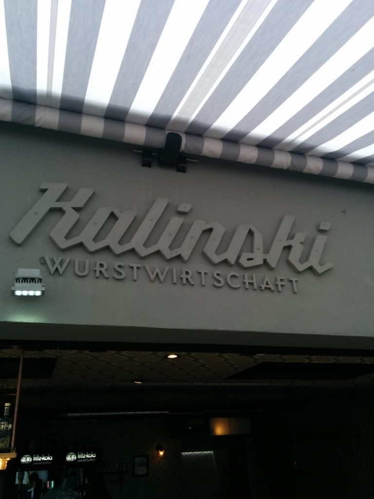 Logo des Kalinski