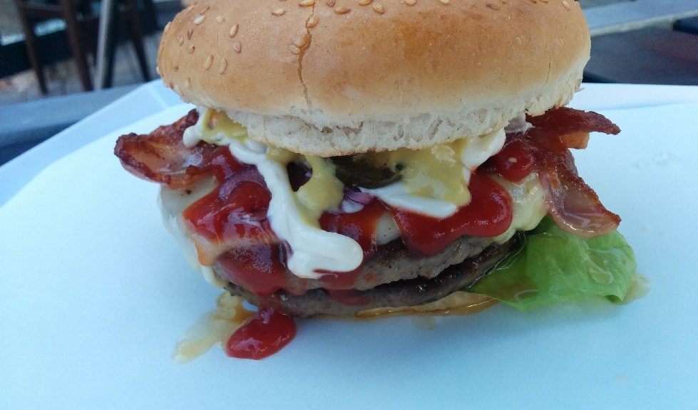 Mein Burger vom Daily Burger
