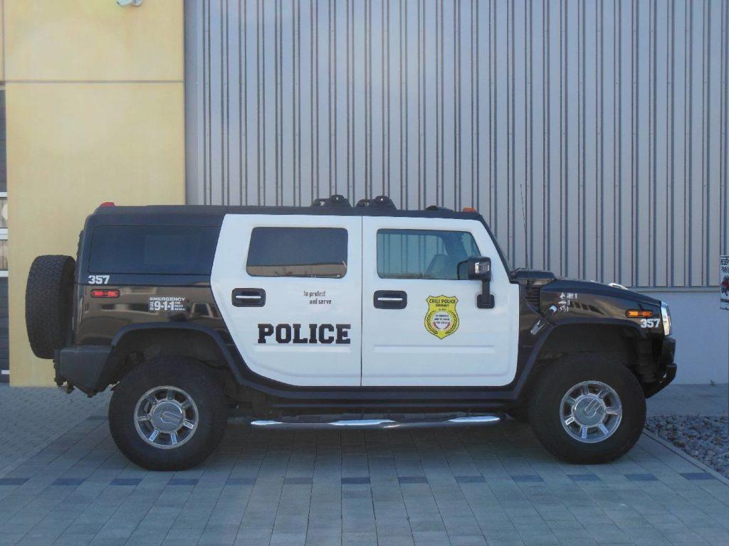 Die Chili-Polizei