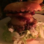 BBQ Burger im Burger Lab Hamburg