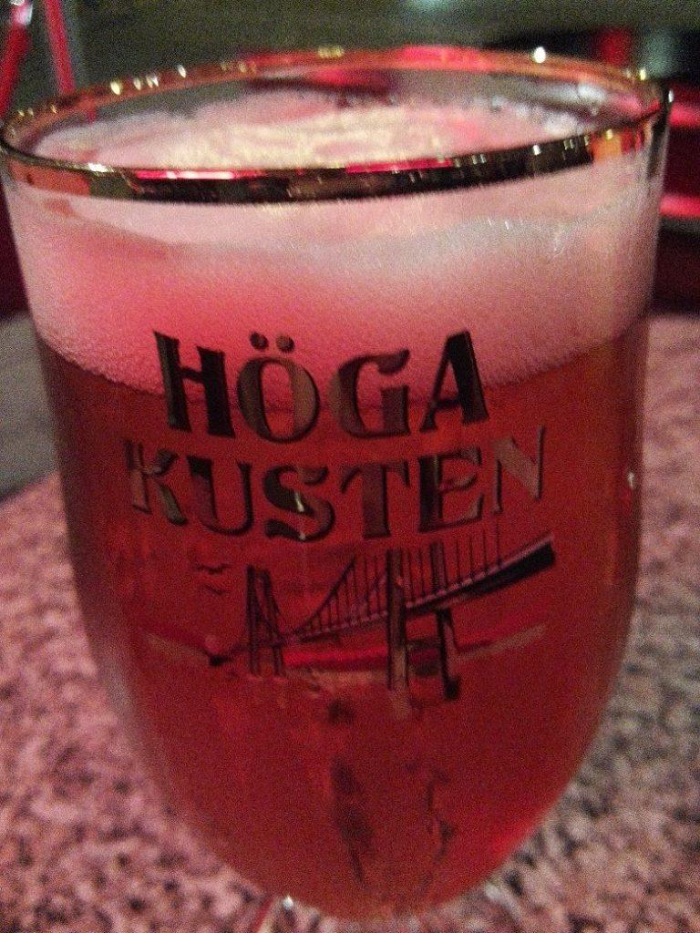 Das Höga Kusten vom Fass für 55 Kronen
