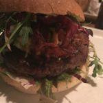 New Yorker Burger im Hamburgerei zwei in München