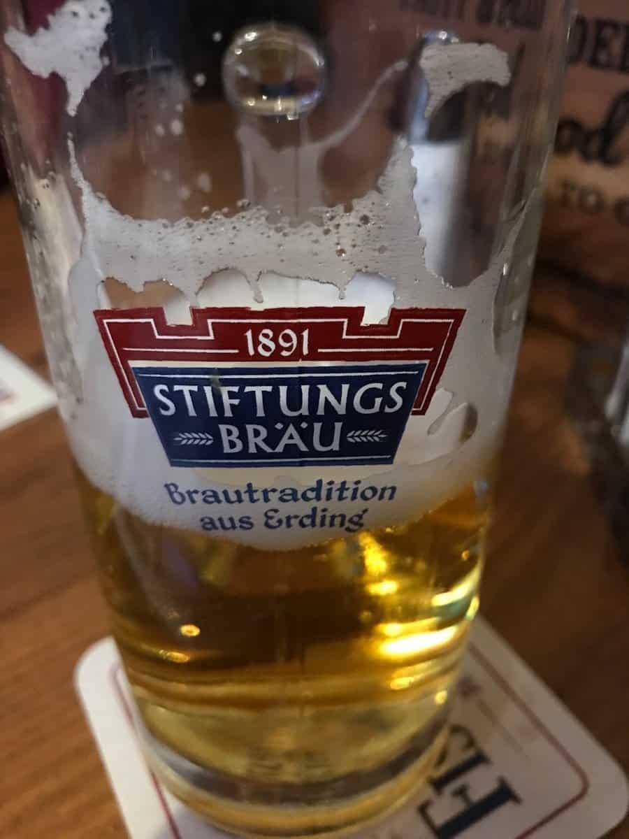 Bierchen im Metropolitan Leonberg