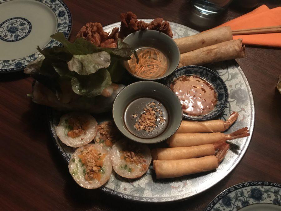 vietnamesisch essen in stuttgart takeshii 39 s vietnamese cuisine hubert testet. Black Bedroom Furniture Sets. Home Design Ideas