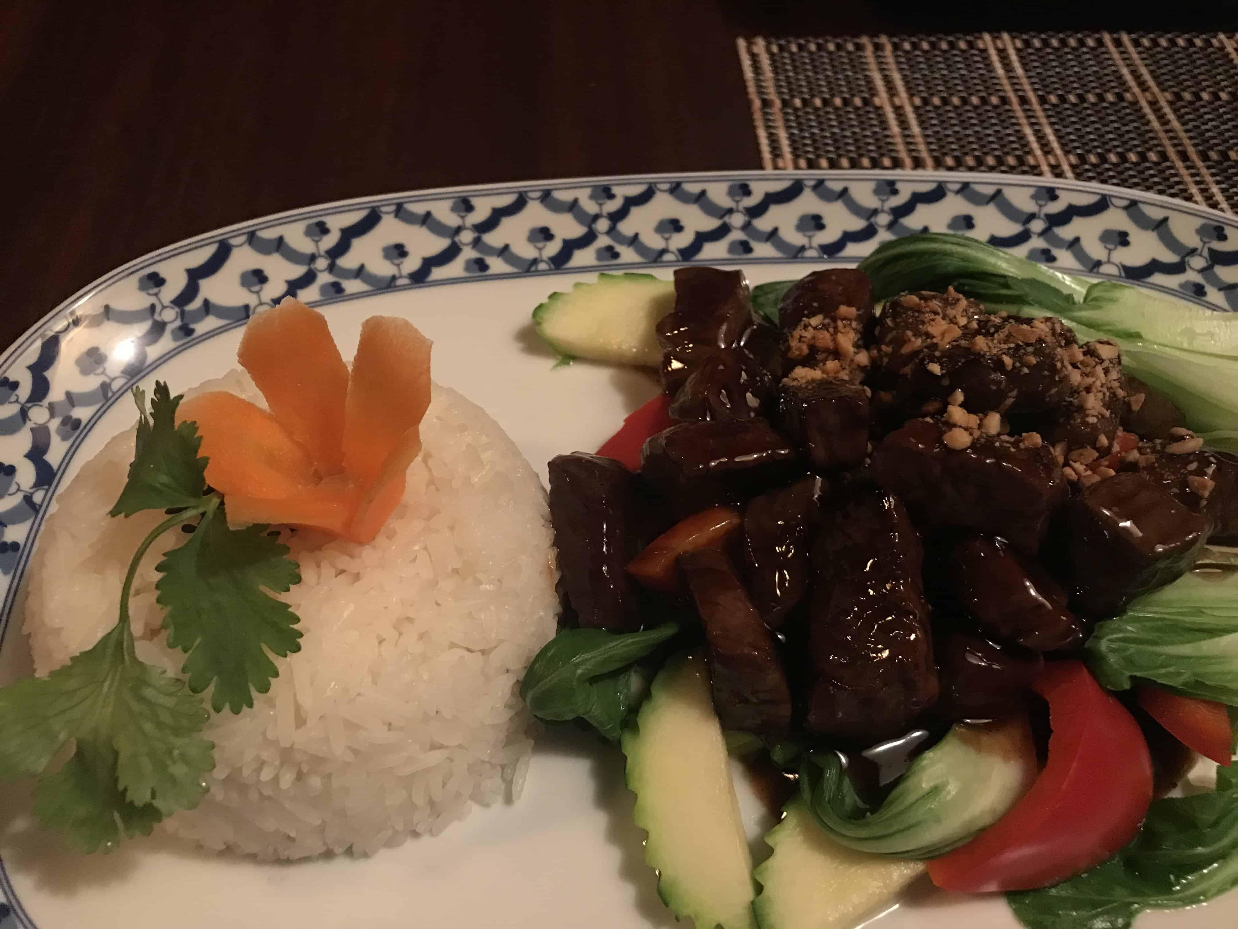 Mein Essen: Bo Luc Lac