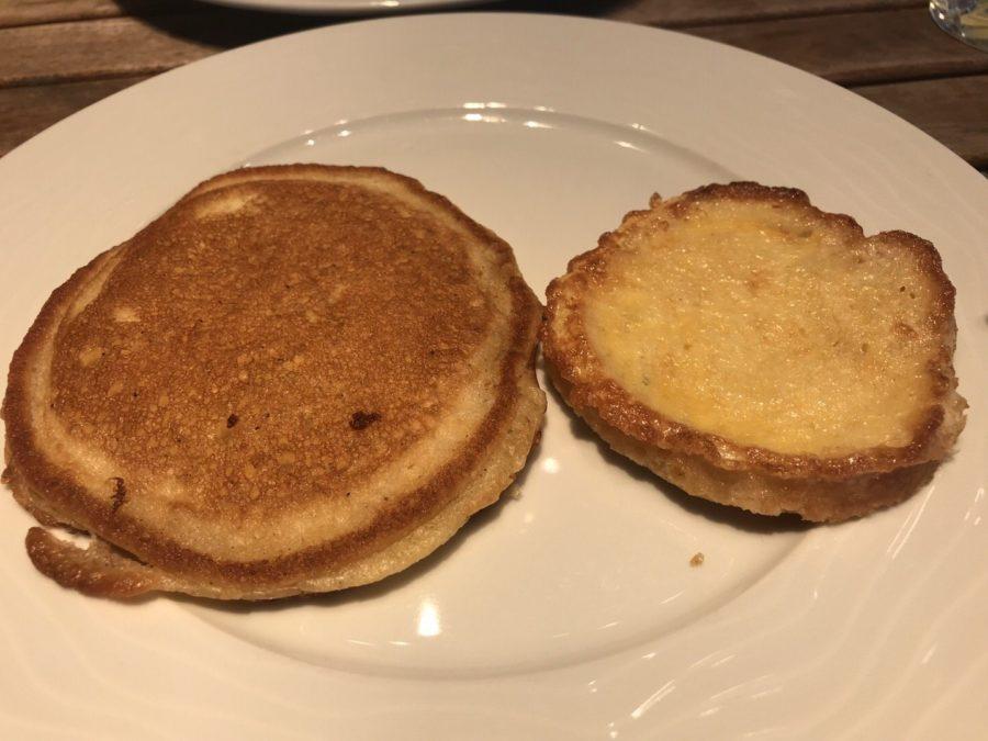 Pancake und Armer Ritter beim Brunch im Gaumentanz Freiberg