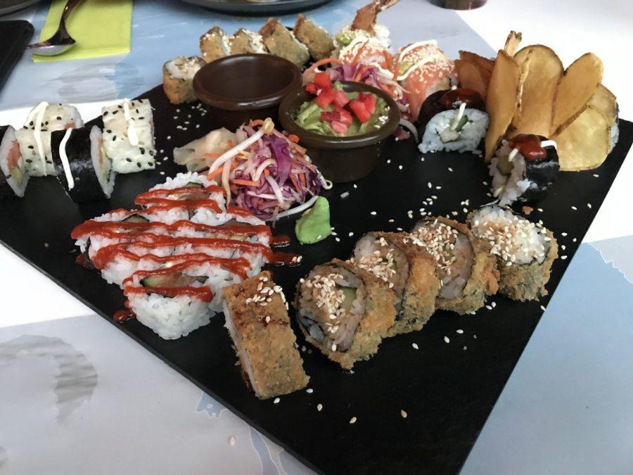 Sushi for TUU im Überblick