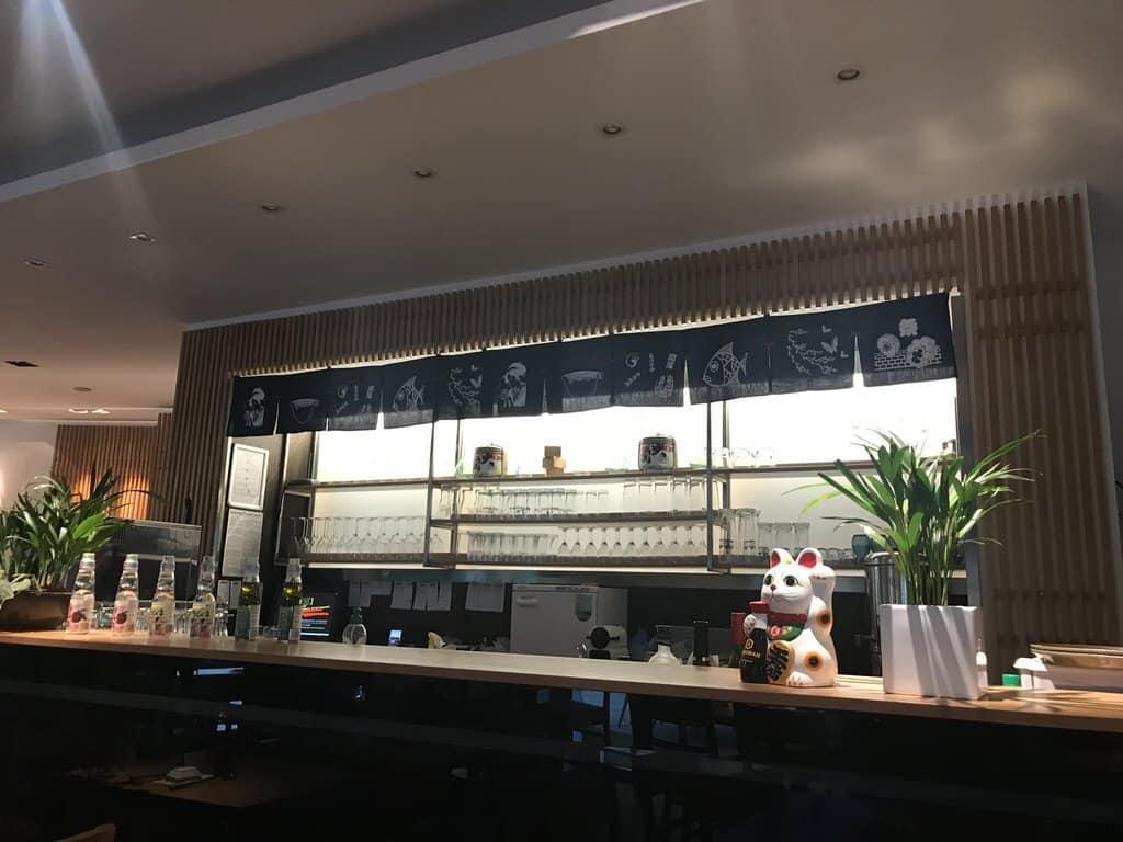 Bar im Shima Stuttgart
