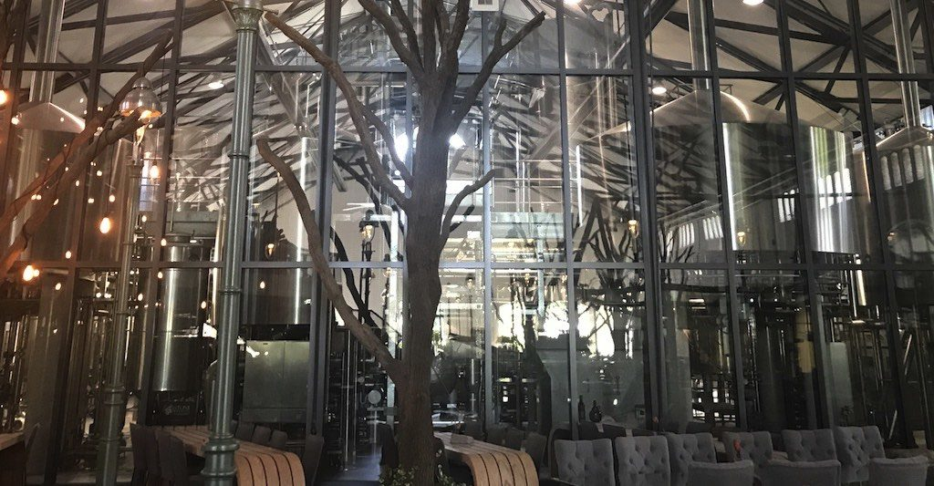 Stone Brewing World Bistro & Gardens Berlin