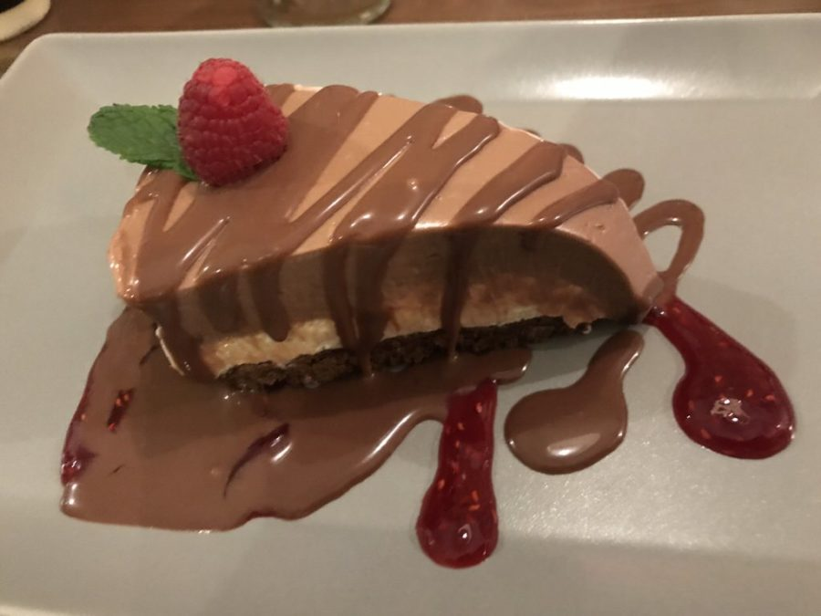 Nutella Cheesecake im Burger House Stuttgart West