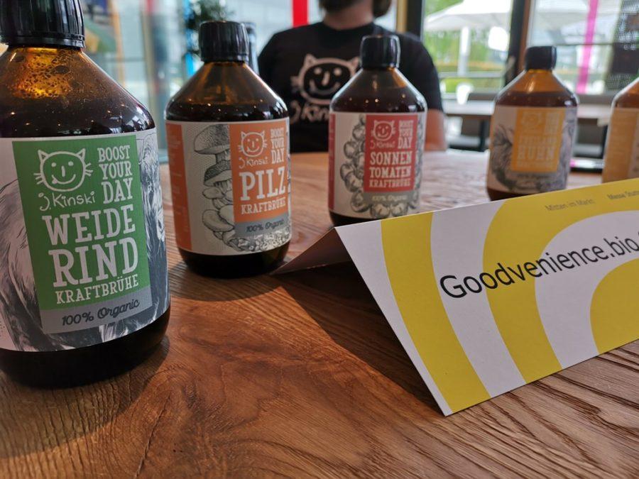 Leckere Brühen von J-Kinski beim Bloggertreffen auf der Slow Food 2019