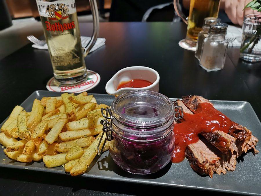 Black Forest Beef Brisket - Weiderindbrust in Whisky eingelegt und 15 Stunden gegart