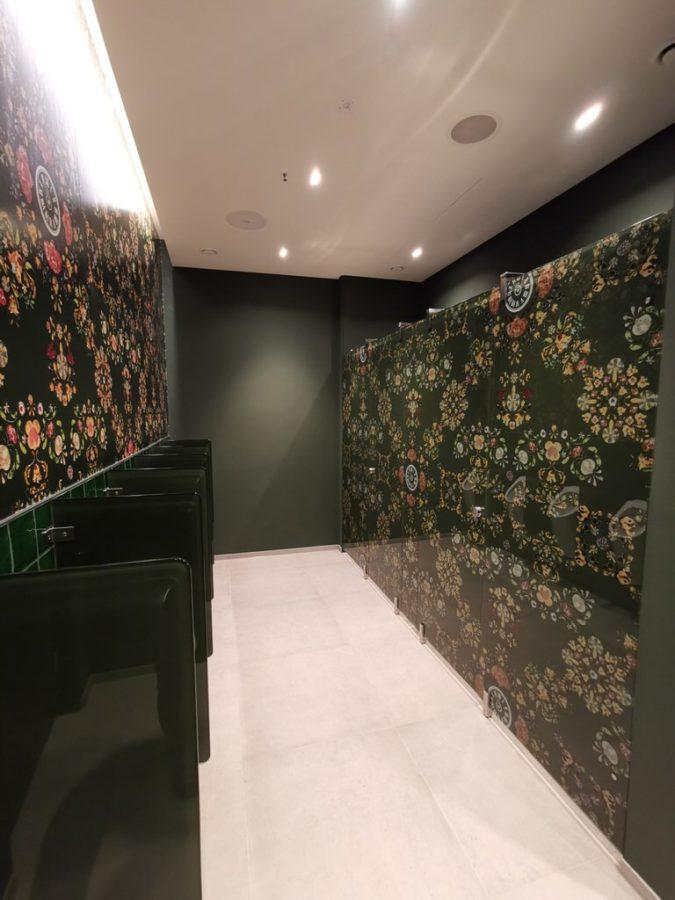 Herrentoilette im Rothaus im Gerber