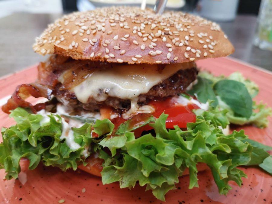 Urban WEBER Burger